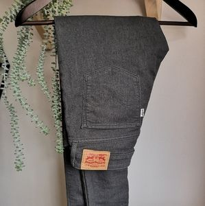 Levi's 711 Heather Grey